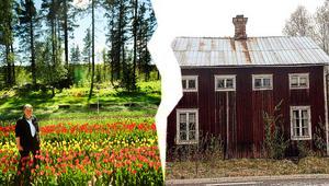 Bilden av landsbygden kan se väldigt olika ut.