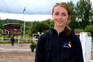 Saga Harström.
