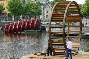 Miler Lagos vattenhjul