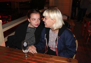 Elin och Vera