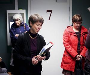 Magdalena Persson är kommunens advokat. Hon menar att kommunen inte begick miljöbrott vid cryptoutbrottet.