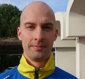 Andreas Skalberg svarade för drömskytte när han gick till kvartsfinal i bågskytte-VM.