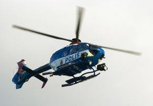 I Norrland finns idag två polishelikoptrar, en i Östersund och en i Boden. Nu föreslår en utredning att Östersundshelikoptern ska flytttas till Skåne.