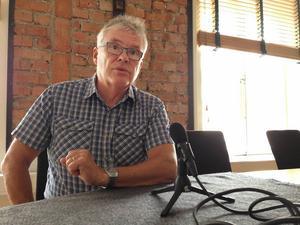 Christer Siwertsson är oppositionsråd i landstingsstyrelsen i Jämtlands län.