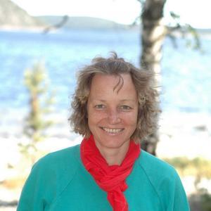 Anna Lundberg från Bredbyn bor sedan 16 år tillbaka i Paris.