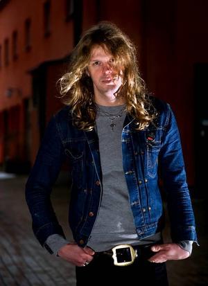 """Robert """"Strängen"""" Dahlqvist.Foto: Scanpix"""