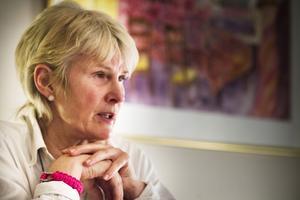 Grannar, vänner och kollegor – men också kommunen – har varit ett stort stöd berättar, Lena Skyllermark Nilsson.