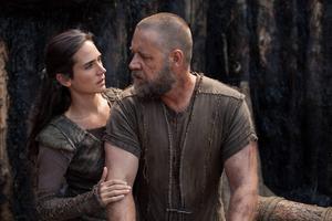 Jennifer Connelly och Russell Crowe får i uppdrag av gud att rädda mänskligheten i