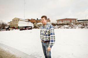 Per Svedbergs Industrifastigheter ska bygga kontor på tomten.