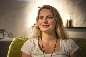 Anna Gustavsson är projektledare vid Fiber Optic Valley.