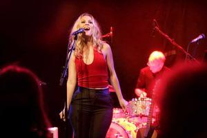 Pernilla Anderssons turnépremiär var trivsam men utan udd.