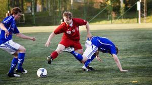 Magnus Velander och Arbrå hade full koll på topplaget Delsbo och vann med 2–1.