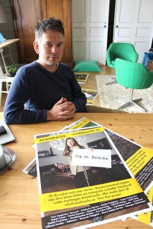 Ruben Heijloo i Revsund har startat kampanjen