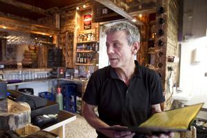 Restaurangägaren Ivan Papaztchev.