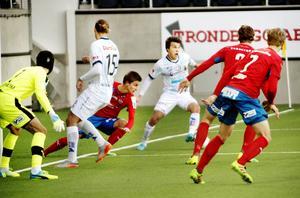 Simon Skrabb räddade inte bara poäng åt GIF, han sprang hela tiden också. Det ger en plats i första Norrlandselvan för säsongen.