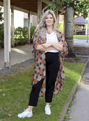 Angelica Andersson är konferencier vid Dalarna mot rasisms manifestation på 1 maj.