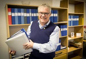 Christer Siwertsson (M), regionråd i Region Jämtland Härjedalen. Arkivbild.