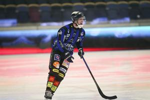 Kalle Mårtensson var en av många i Sirius som brände lägen i 0–5-förlusten mot VSK.