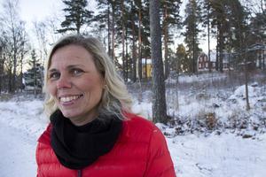 Johanna Örnehag sätter hoppet till att domstolen ska besluta att hålla MTH-skolan öppen.