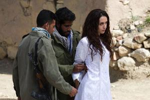 "Shohreh Aghdashloo spelar den dödsdömda Zahra i ""Soraya M"".Foto: ScanboxScanbox"