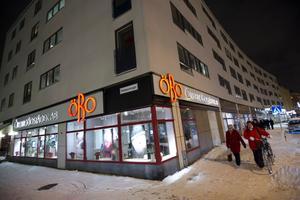 Öbo:s huvudkontor på Drottninggatan.