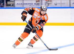 David Westlund i Karlskronatröjan