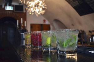 Avancerade alkoholfria drinkar är ett signum för Club Choice.