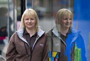 Helene Åkerlind har ett förflutet som stridbar socialdemokrat. I måndags blev hon medlem i Folkpartiet.