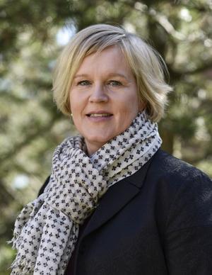 Nya riksantikvarien Karin Åström Iko, den första kvinnliga någonsin.