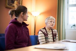 Jeanette Beckman Larsson och Gudrun Tholin skriver under på qigong som bra metod.