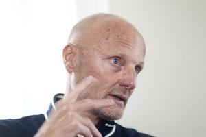 Pelle Matton på Brottsförebyggarna i Gävle, BIG, tycker att det nya antimobbningsarbetet ska bli spännande.– Det är jättebra att förena forskning och praktik, säger han.