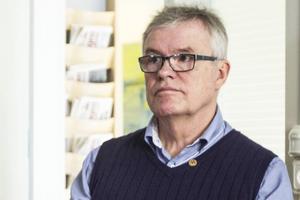 Christer Siwertsson (M), förste vice ordförande i styrelsen för Region Jämtland Härjedalen.
