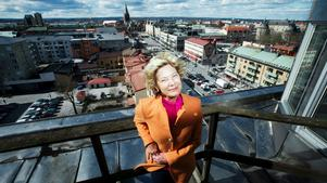 Maria Larsson, landshövding i Örebro.