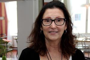 – Vi har provat allt, säger Karin Löfkvist, som vill göra hotellet till boende för ensamkommande.