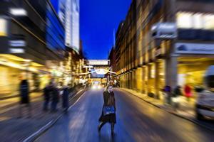 Uppspårade. Stora gatan och Kopparbergsvägen är mer frekvent använda än förväntat. Det vet vi eftersom våra mobiler har lämnat spår efter sig. 265 miljoner spår.