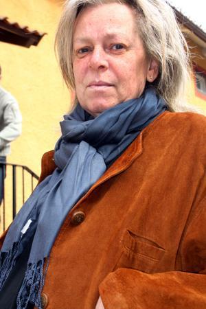 Ewa Thörnros fotoalbum till barnbarnen förstördes.