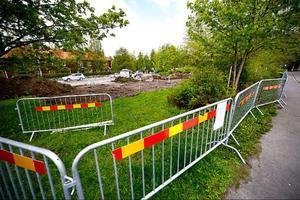 Det omfattande saneringsarbetet i Odenslund kostar inte skattebetalarna i Östersund en endaste krona.
