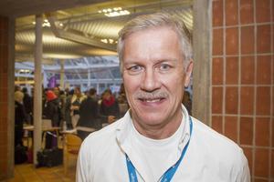 – Första timmen har vi klockat in 900 jobbsökande, säger Göran Ullberg från Arbetsförmedlingen.