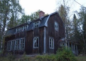 Korpåsens byskola lades ner 1947.
