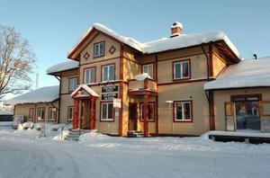Eventuellt ska också övervåningen renoveras i stationshuset i Kilafors.
