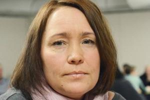 Carola Eriksson, förälder i Sånghusvallen, är besviken.