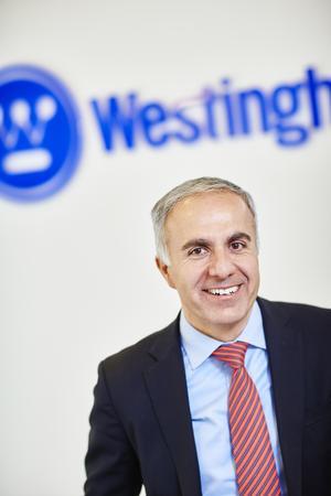 Aziz Dag, vd för Westinghouse Sverige, menar att kontraktet är en bekräftelse på det stora förtroende som OKG visat för Westinghouse.
