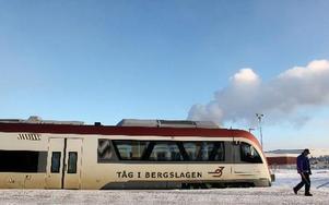 Trafikverket kunde inte ge några klara besked om vad som ska hända med det så kallade Västerdalsstråket. FOTO:LEIF OLSSON