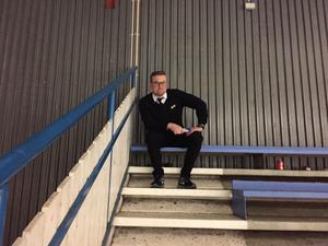 Jeff Jakobs behövde lite egentid för att samla tankarna efter matchen mot Troja-Ljungby.