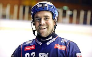 Micke Jernberg värvades från allsvenska Falun inför den här säsongen.