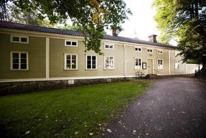 Olofsgården med samlingslokaler.