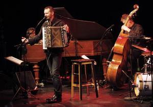 Bengan Janson spelade på Spegeln i Gävle tillsammans med Trio X.