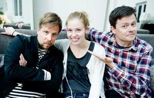 Ung-redaktionens Anna Lindberg träffade Filip & Fredrik på ett hotellrum i Stockholm.