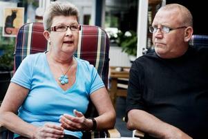 Ewa-Britt och Oddvar Gabrielsen är nya i styrelsen för RAV - Riksorganisationen för anhöriga till våldsdödade.
