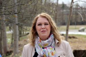 – Avesta ligger väldigt bra till för mig som bor i Stockholm. Ska vi till Dalarna så är Avesta ett bra ställe att vara på, sa hon som förklaring titt att budgeten presenterades just där.